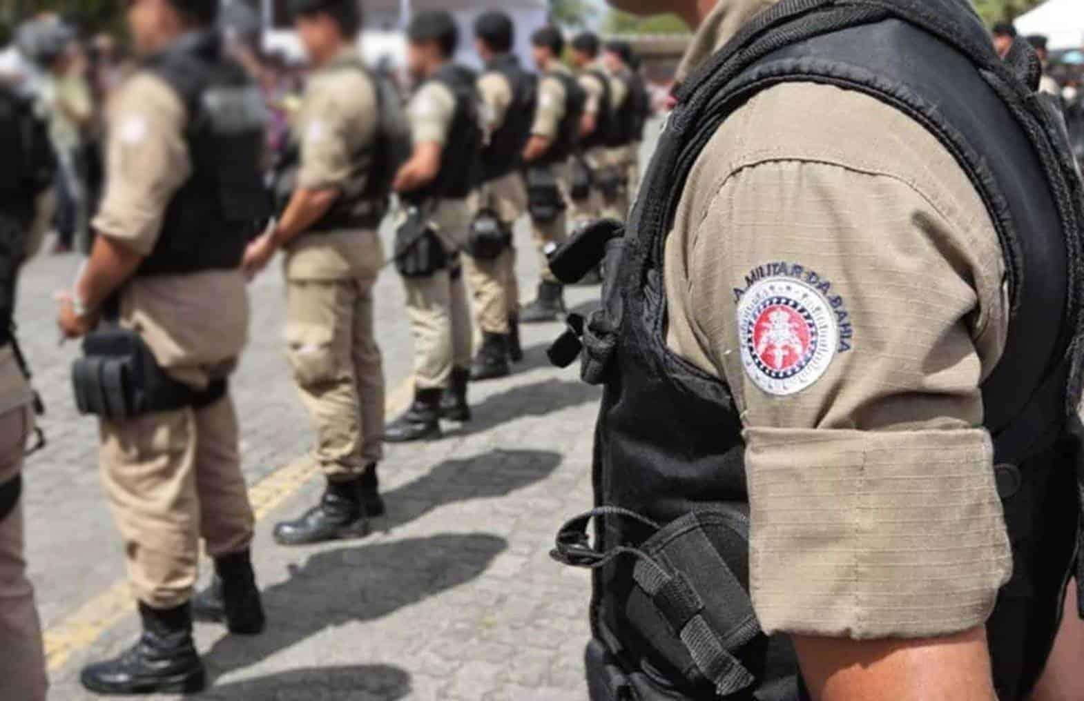 184 reservistas da Polícia Militar são convocados na Bahia