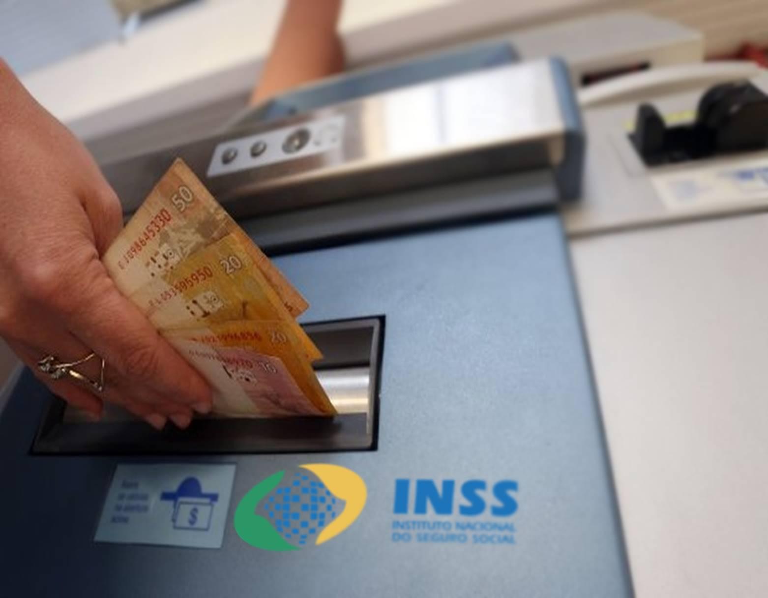 INSS dinheiro