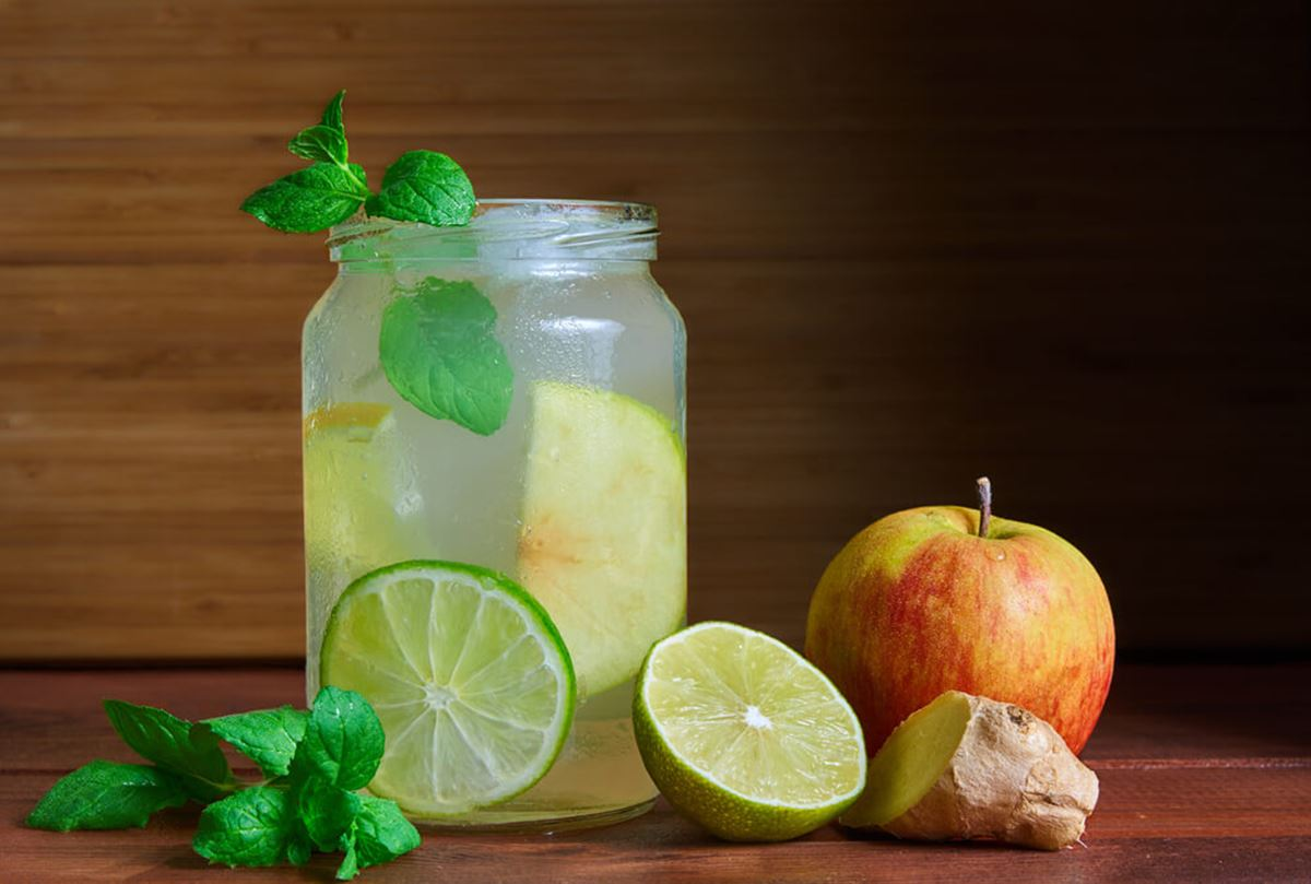 limonada detox