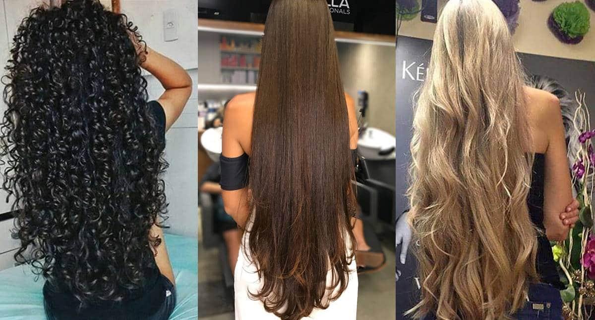 Dobre o tamanho do cabelo utilizando Shampoo de Pimenta caseiro