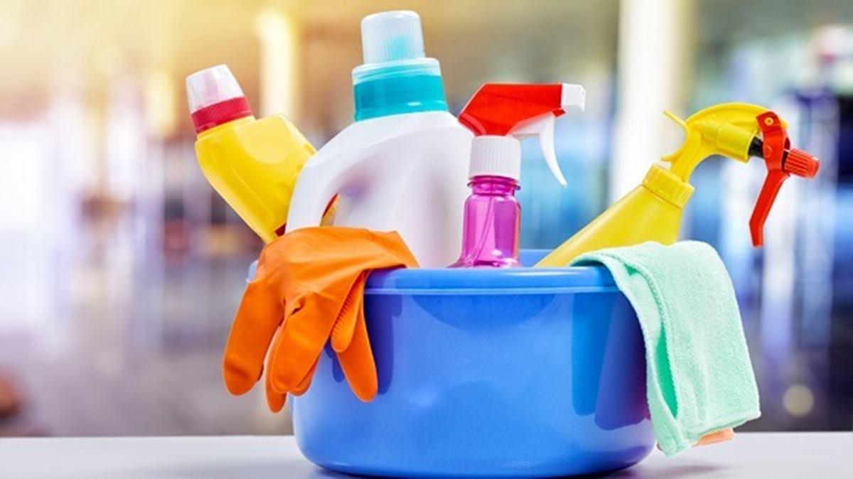 Produtos de limpeza caseiros são melhores para limpeza - Aprenda fazer