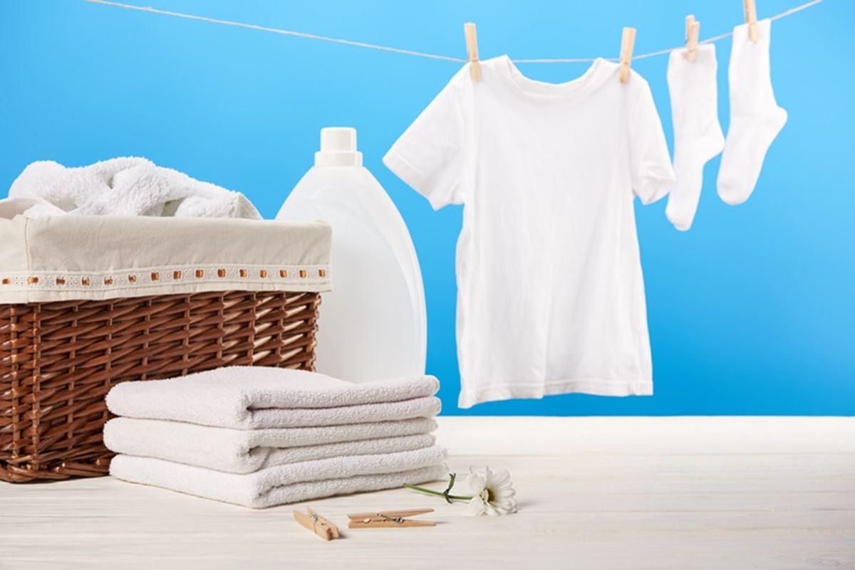 Quatro formas de branquear roupas sem utilizar químicos prejudiciais