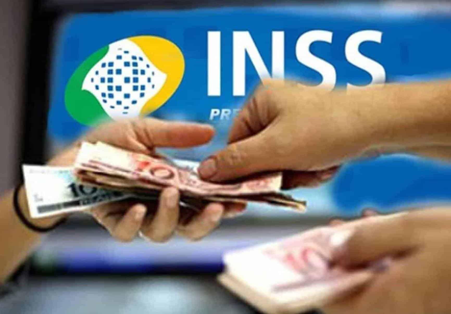 INSS e dinheiro