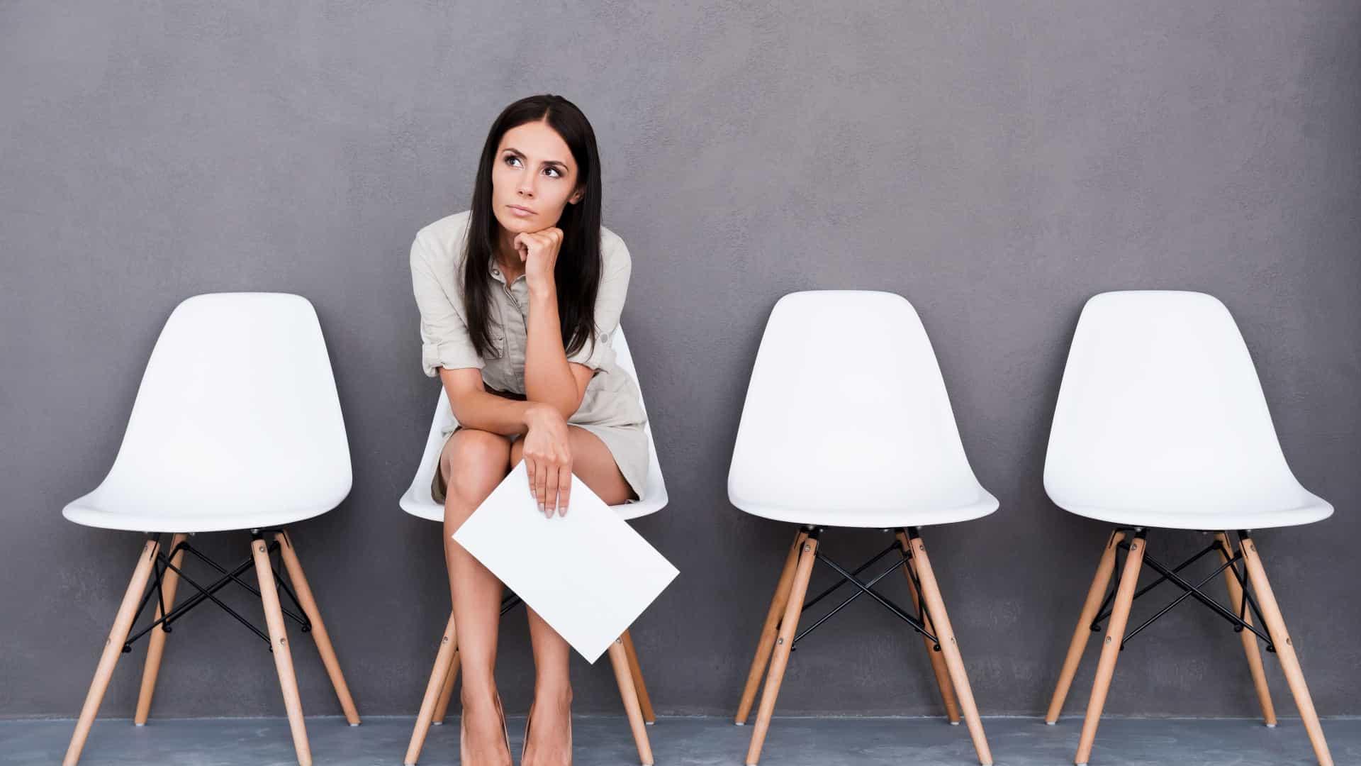 5 coisas que você não pode fazer em uma entrevista de emprego