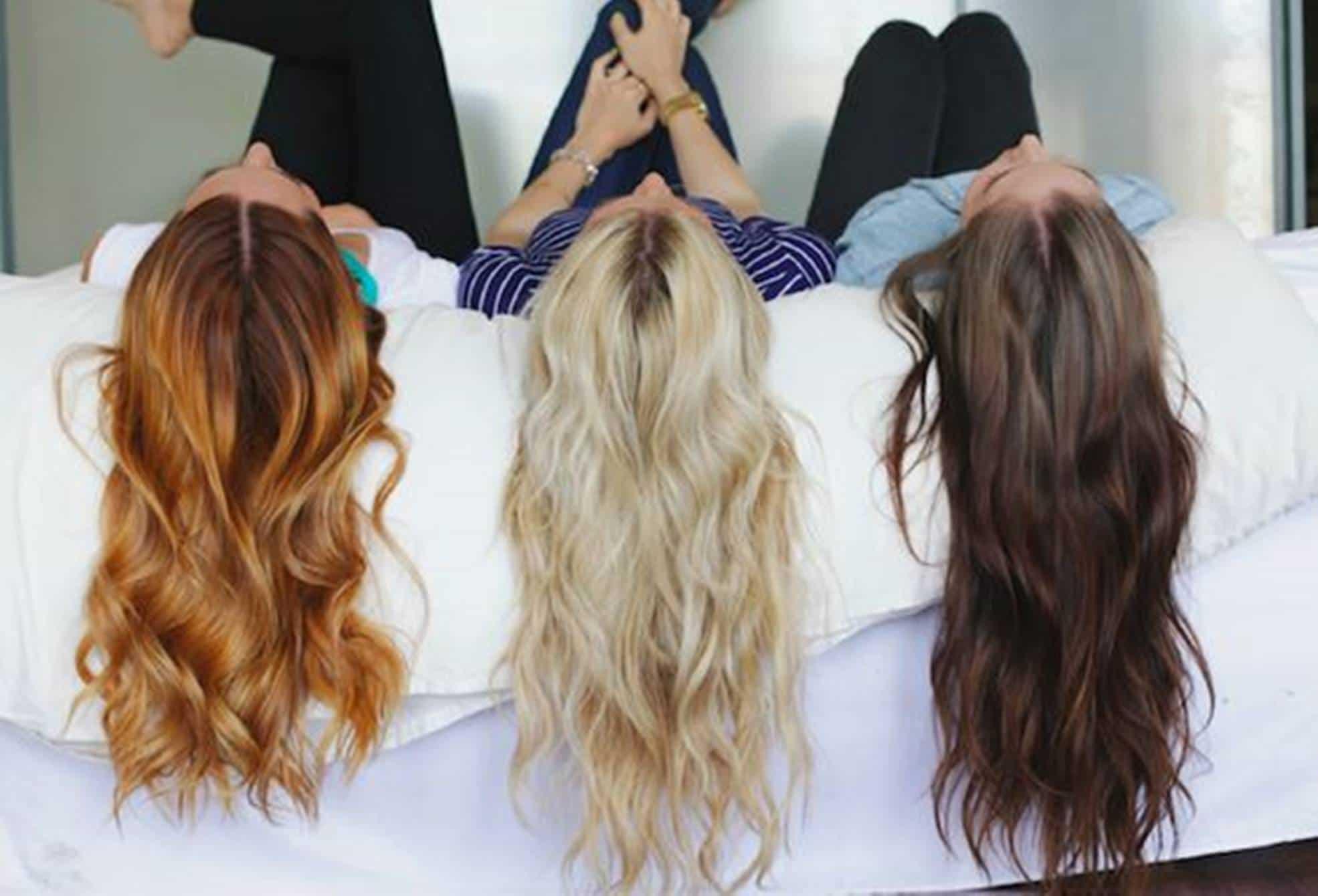 Como mudar a cor do cabelo sem produtos químicos?