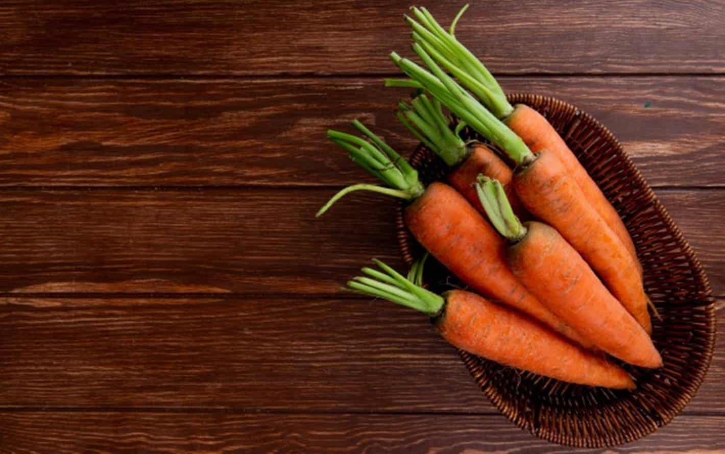Benefícios da cenoura que você certamente não conhecia