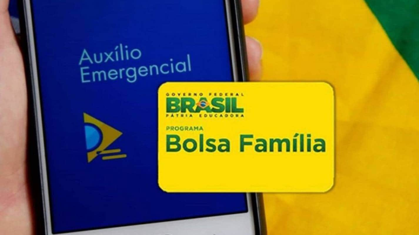 bolsa família Auxílio Emergencial 1