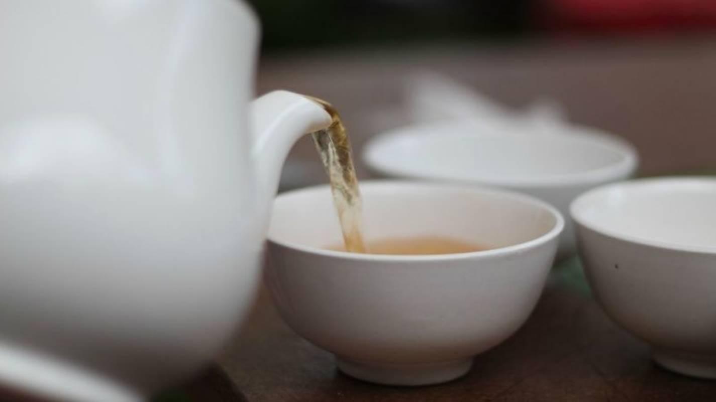 chá natural