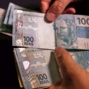 dinheiro salário mínimo
