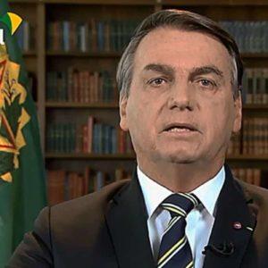 Presidente do Brasil em Discurso