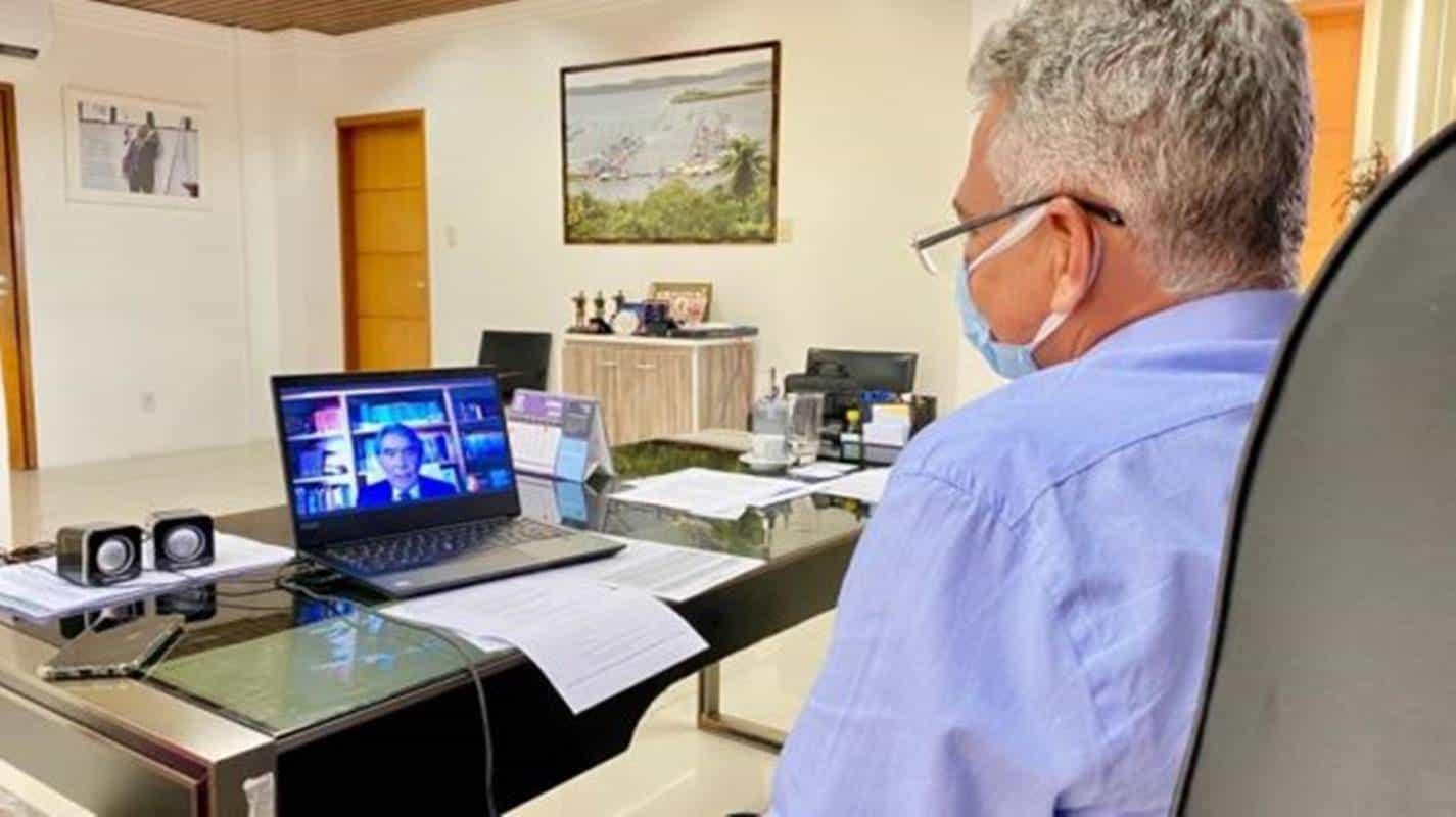 Simões Filho participa de Consórcio Nacional para compra de vacinas