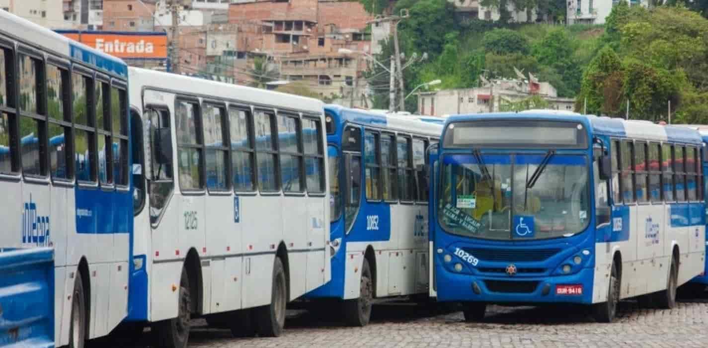 Tarifa de ônibus fica mais cara em Salvador a partir de segunda-feira (26)