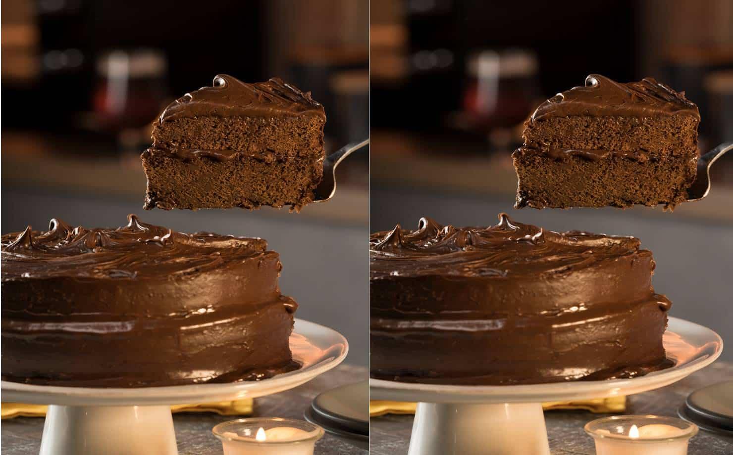 Aprenda a fazer bolo de chocolate com cerveja preta