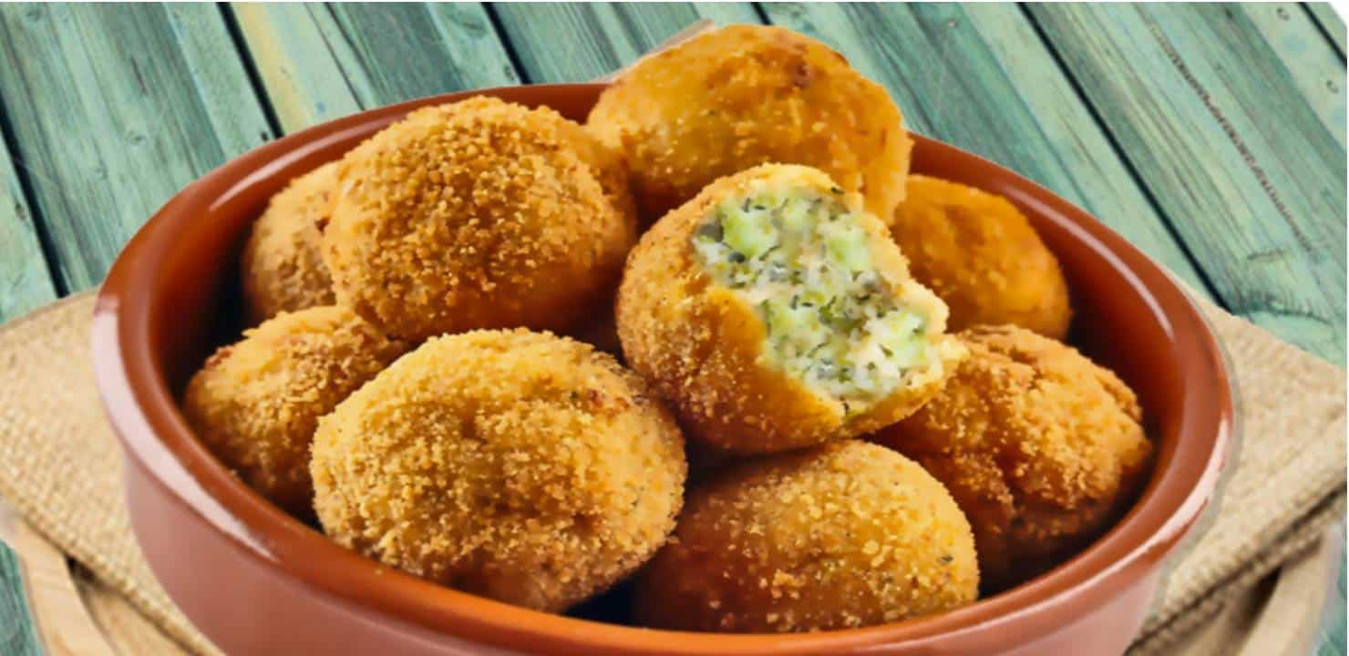 Saudável e muito fácil: prepare deliciosos croquetes de brócolis