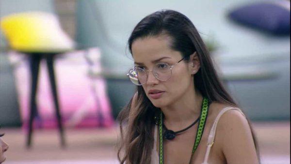 BBB21: Juliette desiste de prova e já está no último paredão com Camila