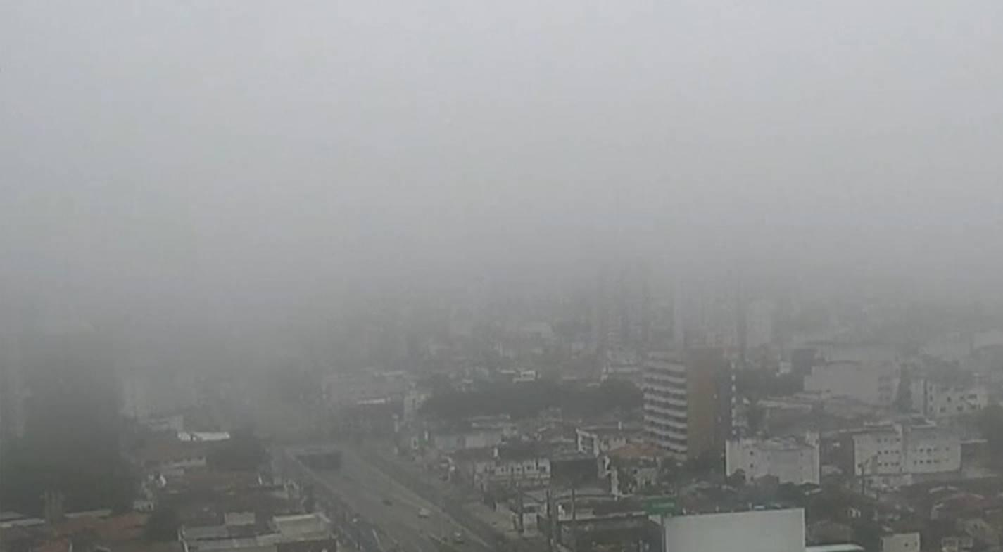 Chuva e neblina: Saiba como fica o tempo em Simões Filho nos próximos dias