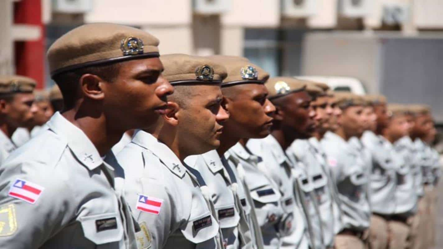 PM-BA vai convocar mil novos soldados aprovados no último concurso