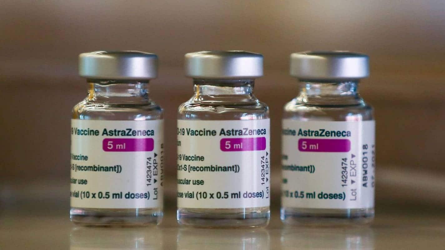 Novo lote com mais de 220 mil doses da vacina Astrazeneca chega à Bahia