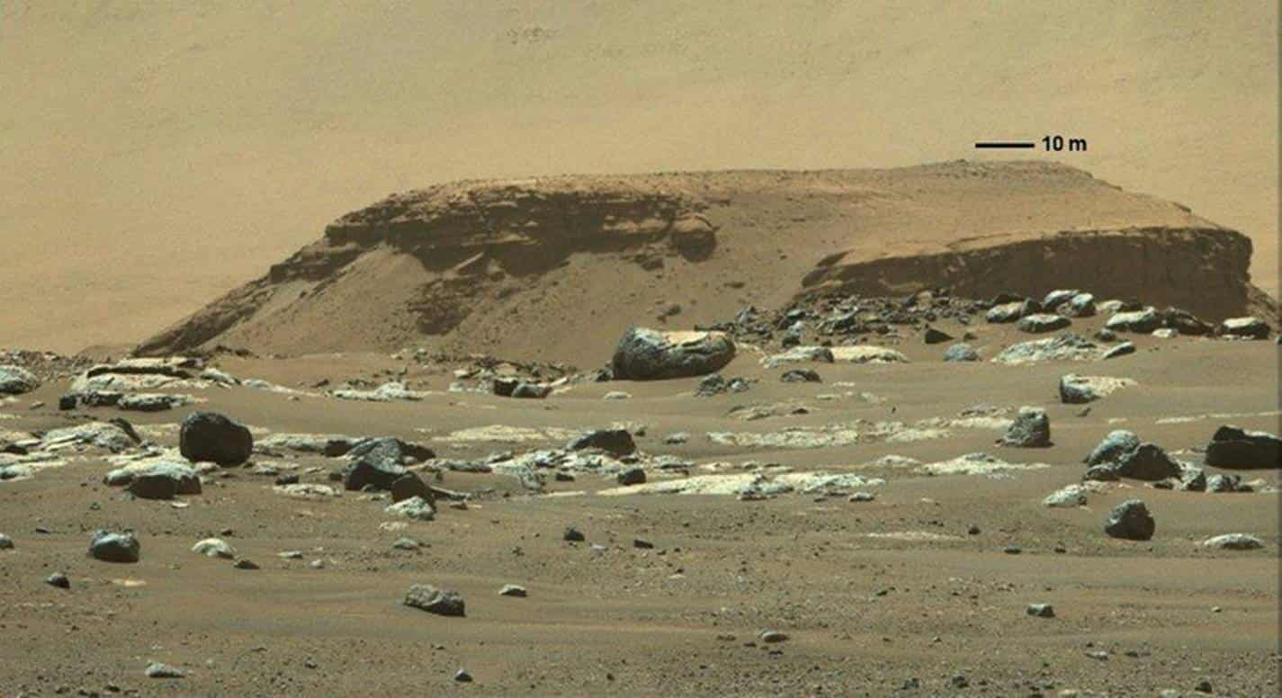 Nasa extrai oxigênio puro e respirável de ar rarefeito em Marte