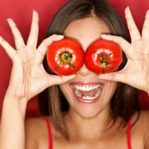 Máscara de Tomate