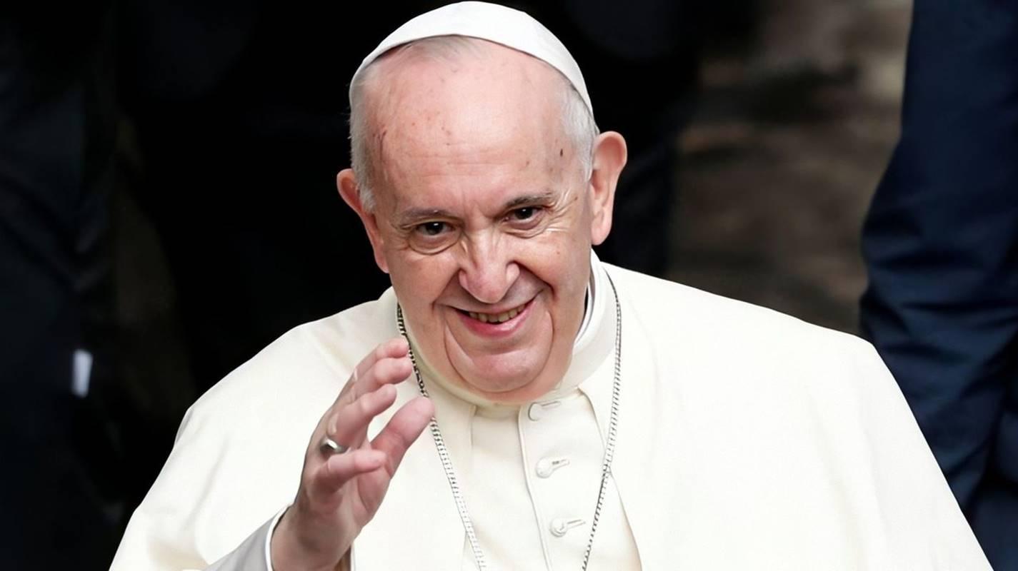 Papa brinca e diz que Brasil não tem salvação: 'Muita cachaça e pouca oração'