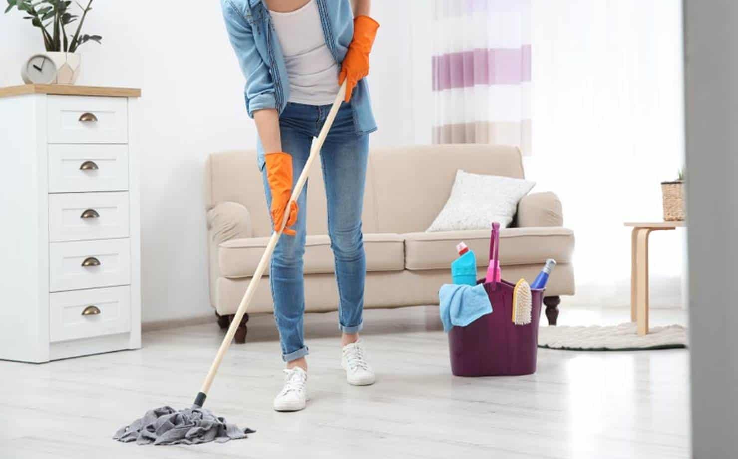Limpar a Casa com Vinagre e Canela
