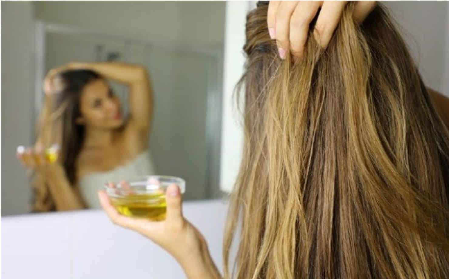 Como usar óleo de mamona no shampoo para nutrir e crescer do cabelo