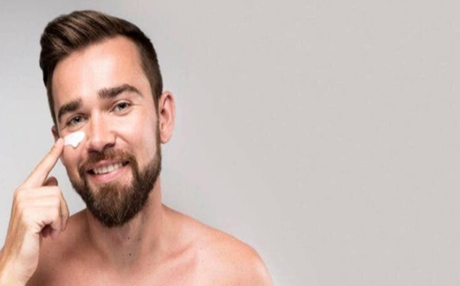 Confira este guia para cuidados faciais masculinos