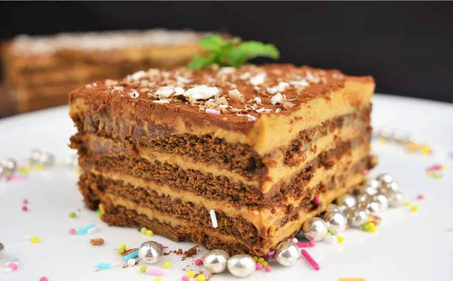 Chocotorta Argentina: a torta fácil e saborosa que você vai adorar