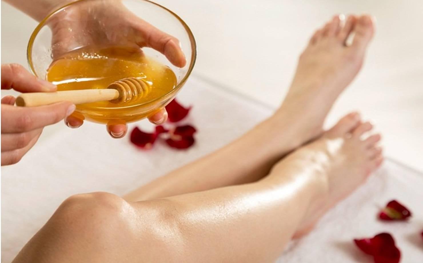 Aprenda a fazer cera de depilação caseira com 3 ingredientes