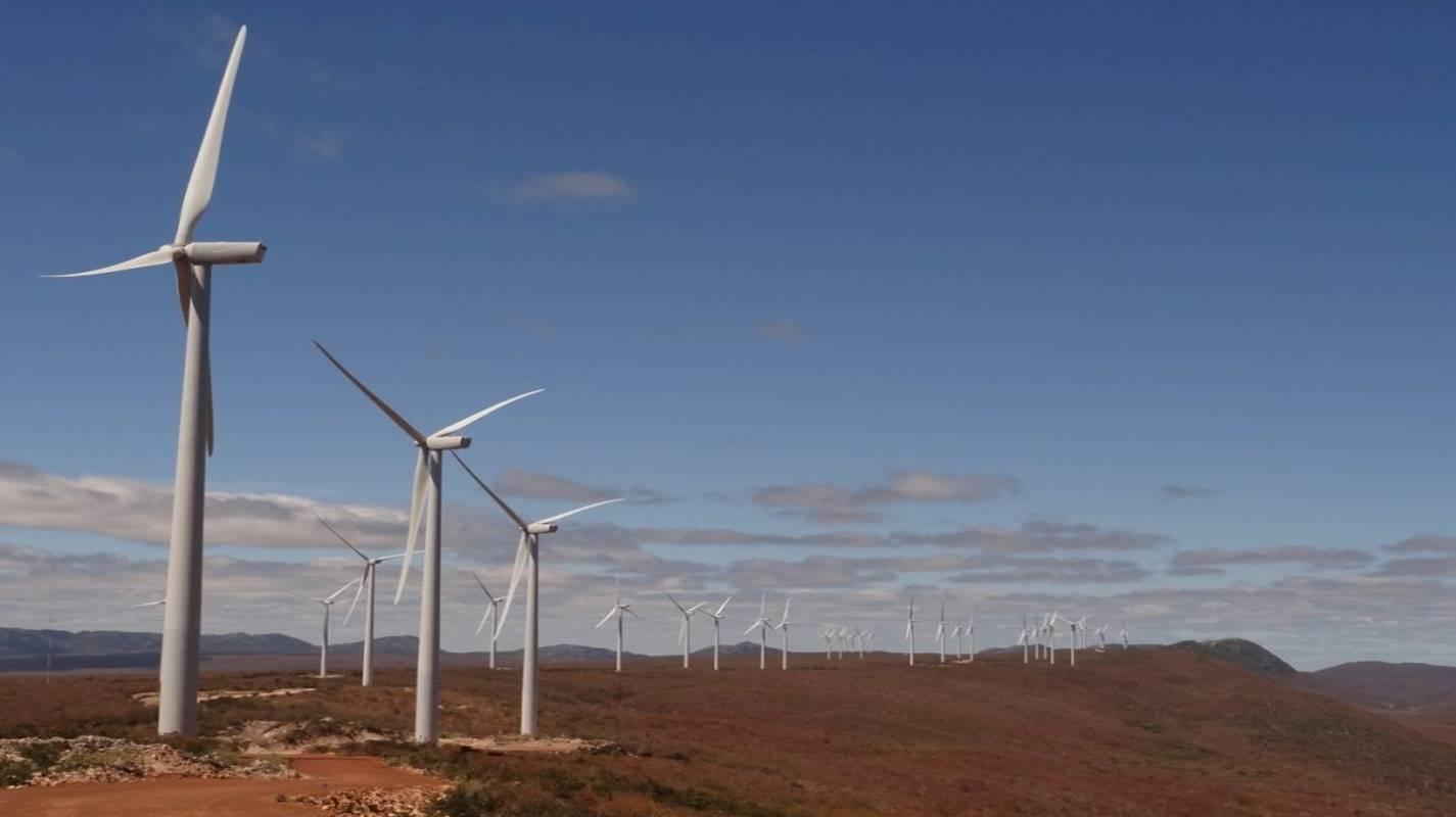 Empresas de energia eólica vão investir quase R$ 1 bilhão na Bahia