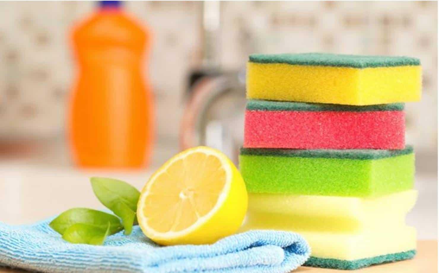 Limpeza e Frutas