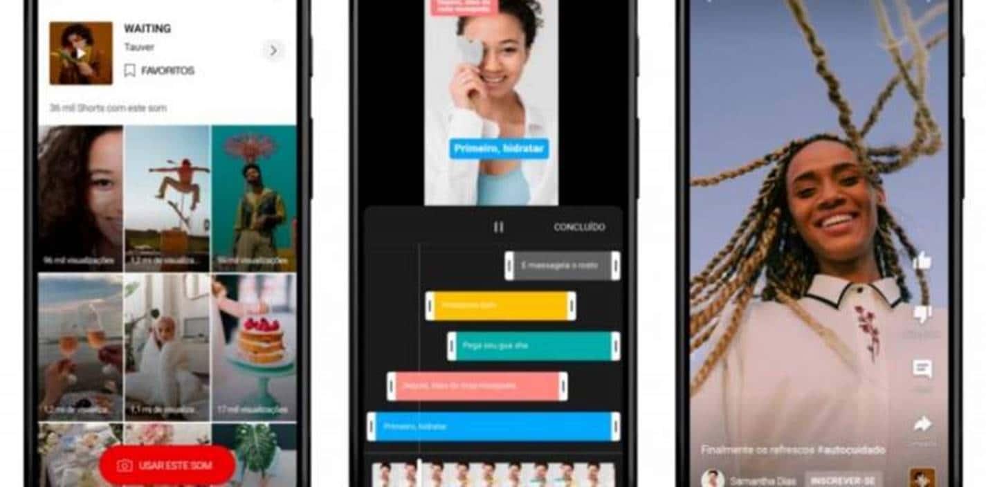Google lança YouTube Shorts para competir com TikTok e Instagram