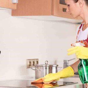 Limpar a casa com Vinagre e Bicarbonato