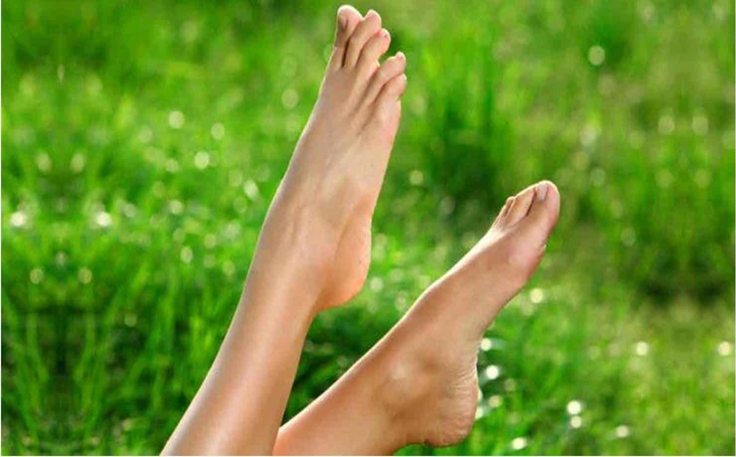 3 receitas para manter os pés bem cuidados sempre
