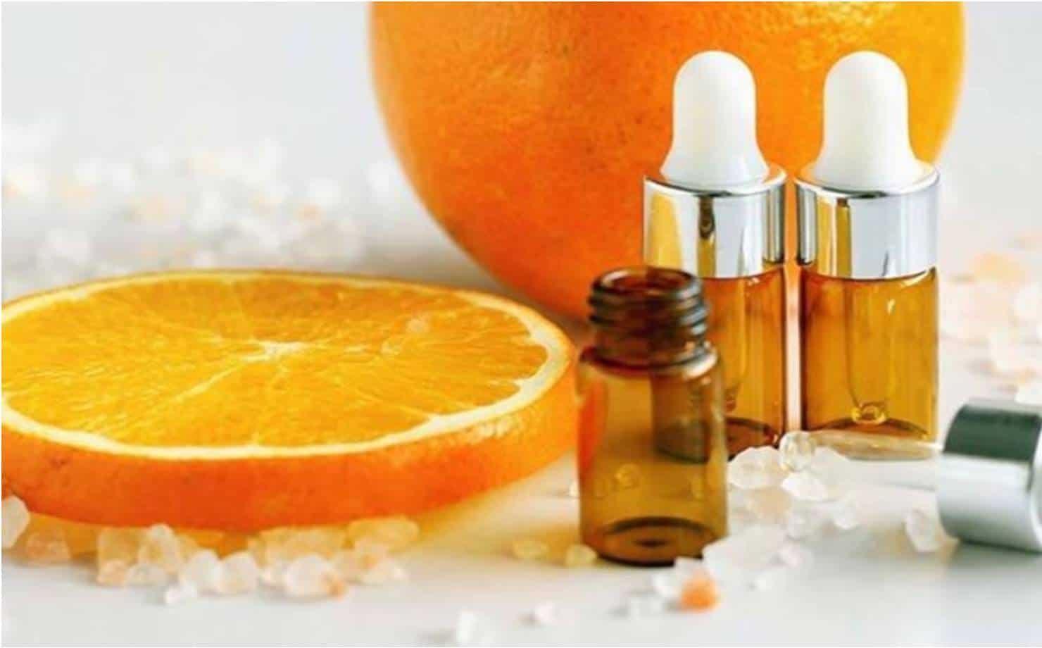 Como fazer um soro caseiro de vitamina C para tirar manchas do rosto