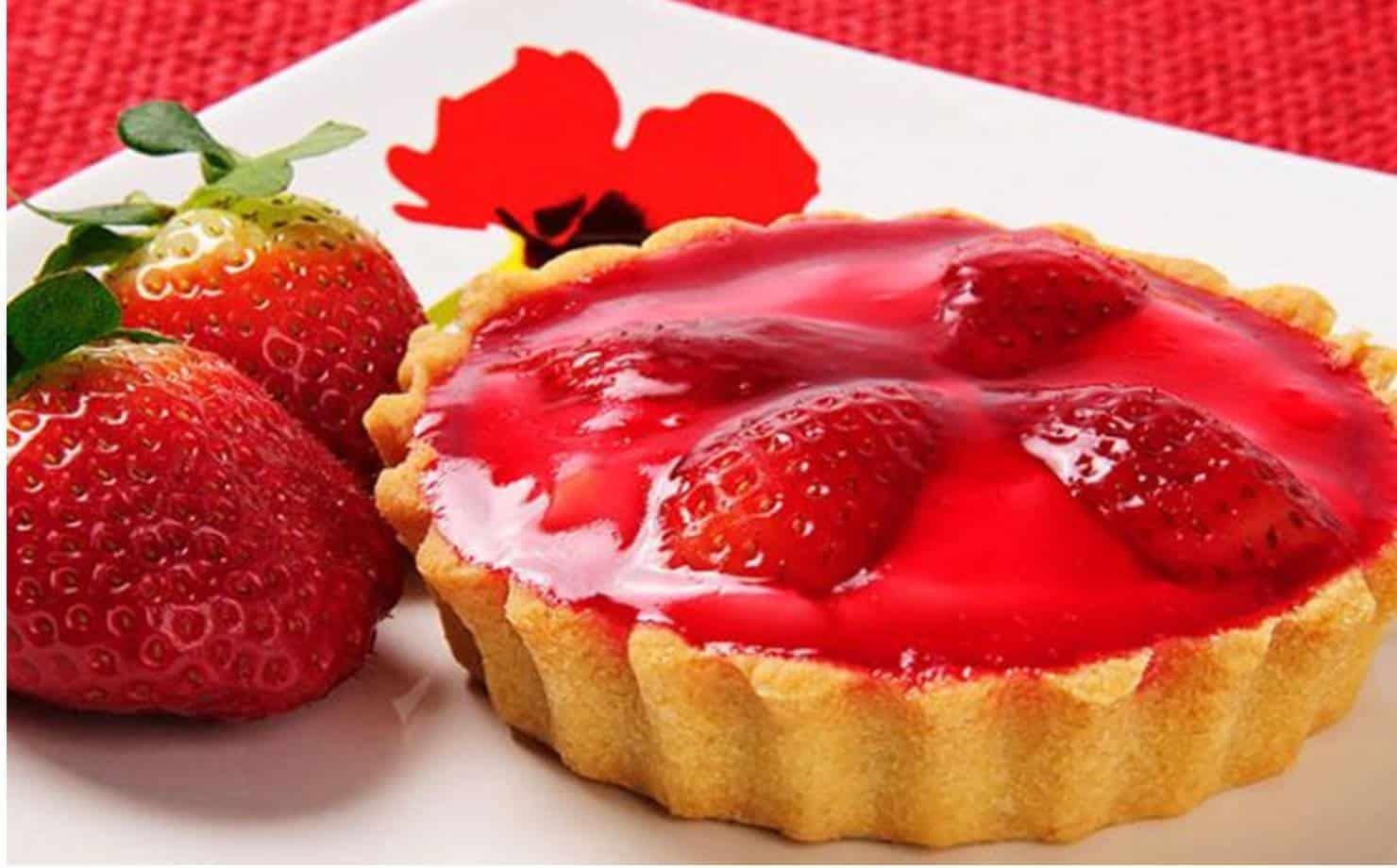 Tortinhas de morango: uma sobremesa deliciosa para o dia dos namorados