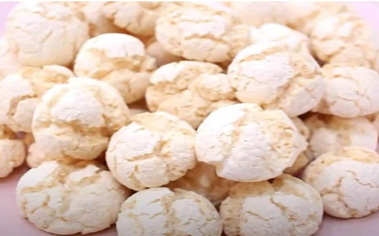 Biscoitos Pipoca na Mesa