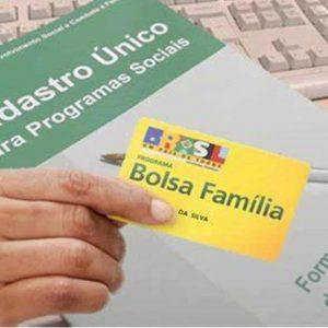 Bolsa Família e Cadastro Único