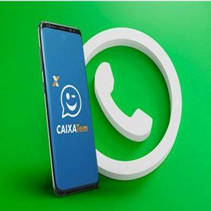 CAIXA-WhatsApp