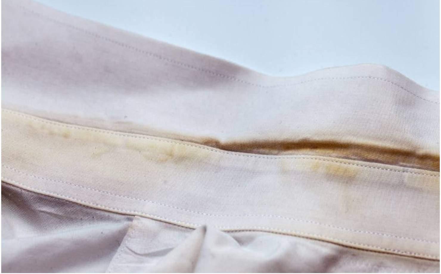 Dicas para limpar o colarinho da camisa e remover toda sujeira
