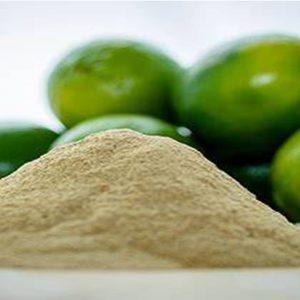Farinha de Limão e Limão na Mesa