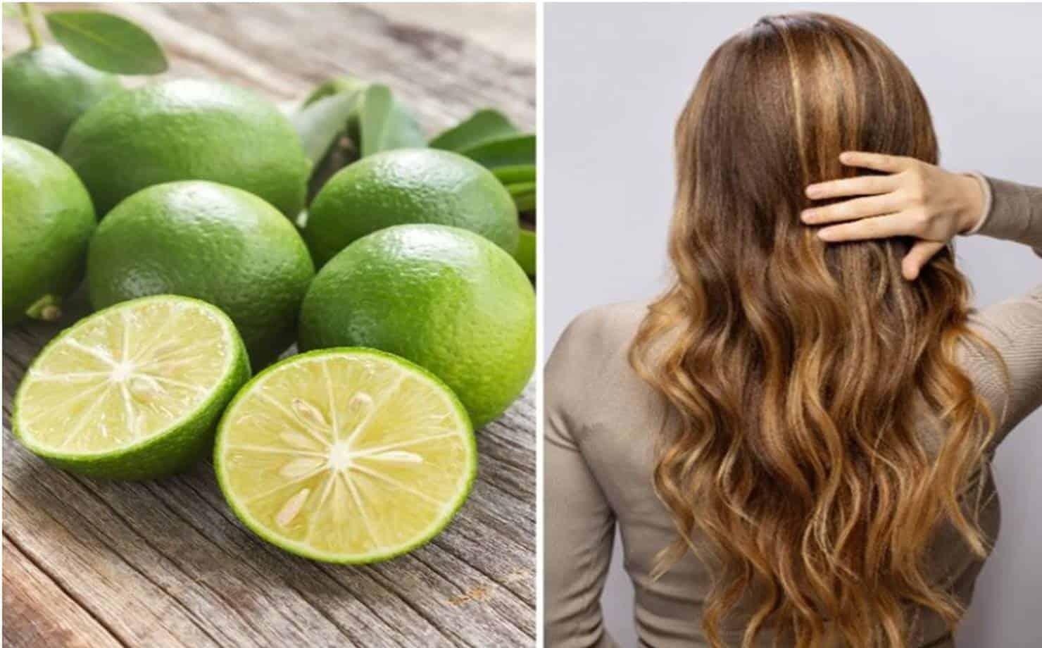 Cabelo Louro e Limão