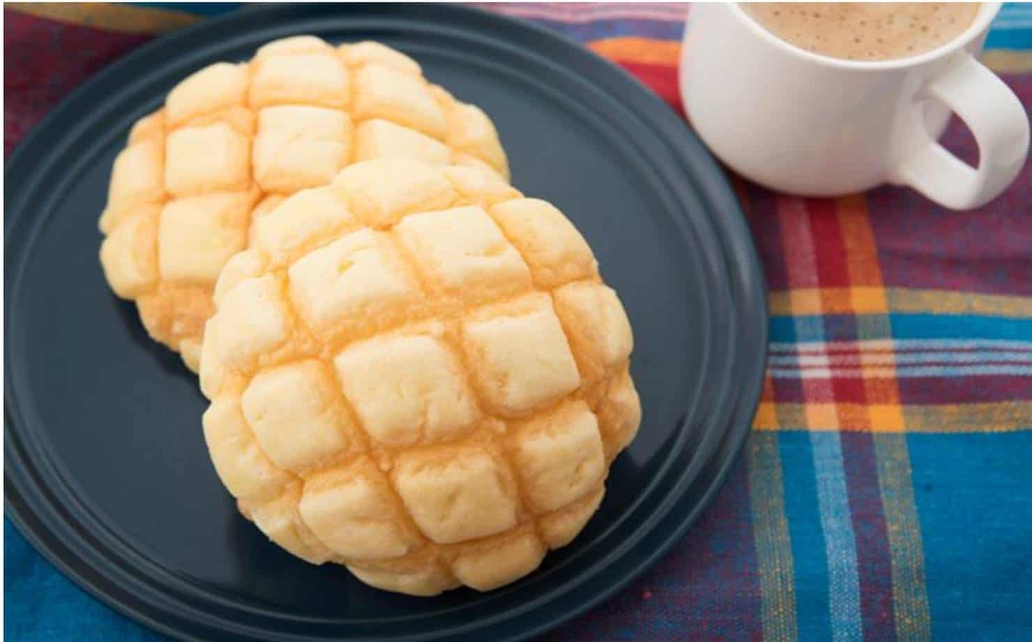Melonpan: o pão japonês que você pode preparar em casa