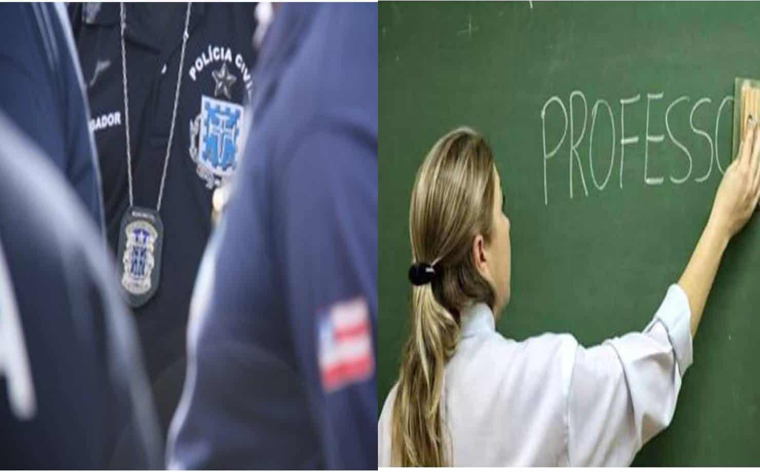 BAHIA: aprovados em concursos da Polícia Civil e da Educação são convocados