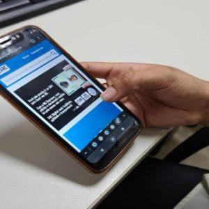 Celular e Sac Digital
