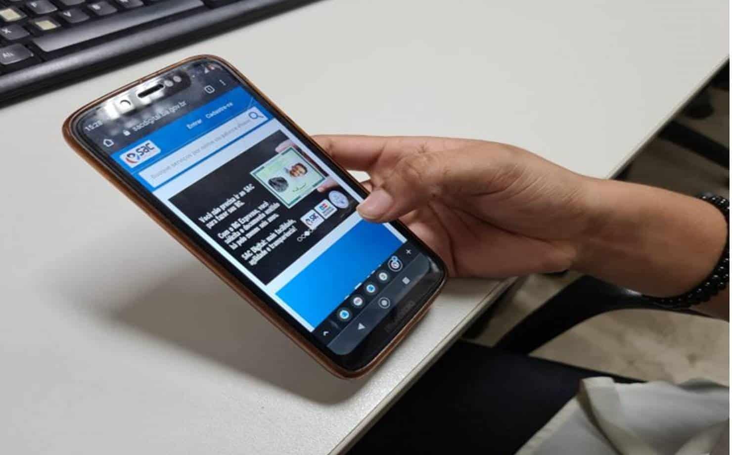 Baianos já podem usar o SAC Digital para solicitar primeira via do título de eleitor
