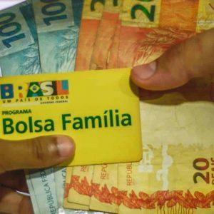 Bolsa Família e Dinheiro