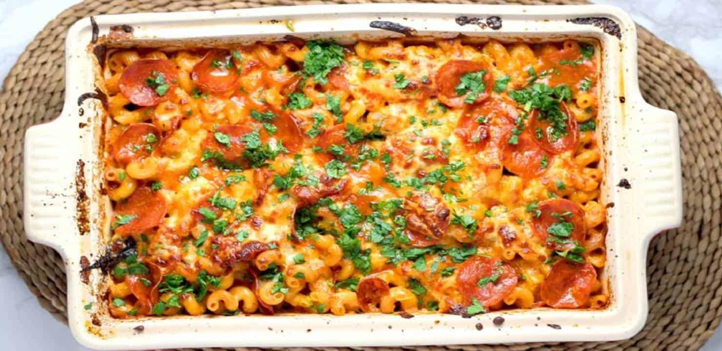 Infalível: deliciosa massa ao forno com poucos ingredientes