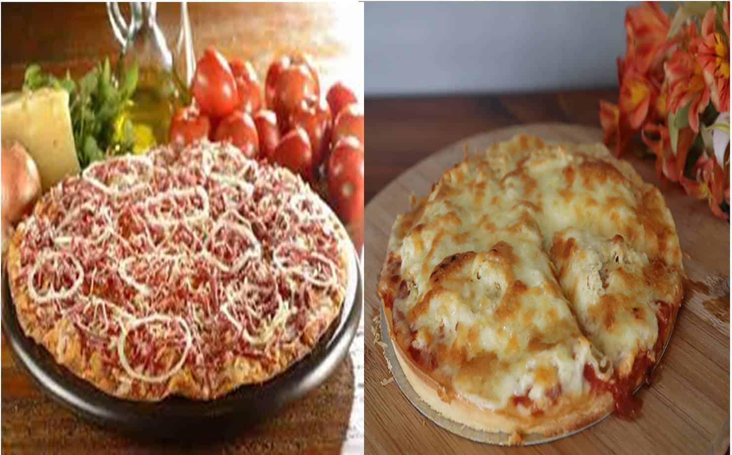 2 receitas deliciosas feitas no liquidificador para comemorar o dia da Pizza